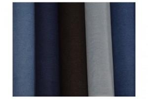 Kleurenkaart jeans stretch