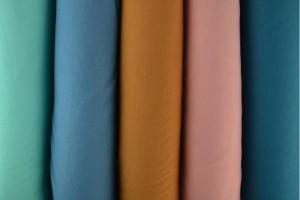 Kleurenkaart sweaterstof