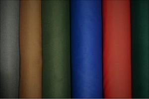 Kleurenkaart wol