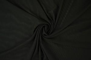 Lycra tule 03 zwart