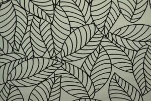 Cotton jersey print - wow 59-02 gebroken wit