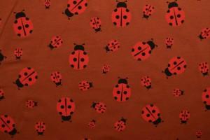 Cotton jersey print - wow 57-42 koper