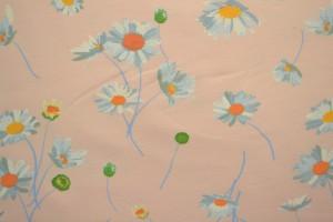 Cotton jersey print - wow 55-04 baby roze