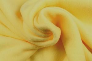 Polar fleece 27 licht geel