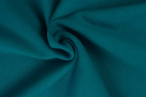 Boordstof 36 donker turquoise