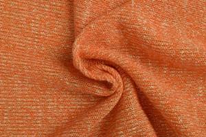 Jersey lurex 10 oranje